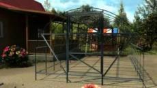 Видеоинструкция по сборке теплицы Киновская